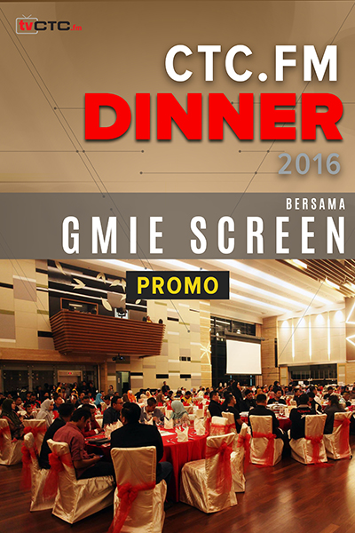 CTC.FM Dinner 2016  - Promo