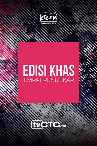 EDISI KHAS :  4 Pendekar CTC.FM (Vol 2)