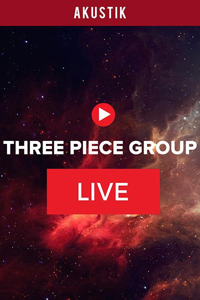ACOUSTIC  :  Live Bersama Artis Three Pieces Group