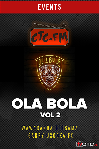 EVENTS CTC : Ola Bola (Vol 2)