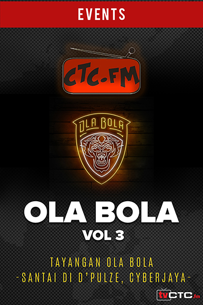 EVENTS CTC : Ola Bola (Vol 3)