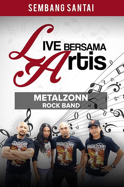 SEMBANG SANTAI : Live Bersama Metalzonn