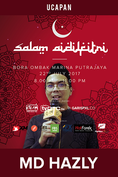 EVENTS CTC : Raya CTC.FM 2017  (  MD Hazly )