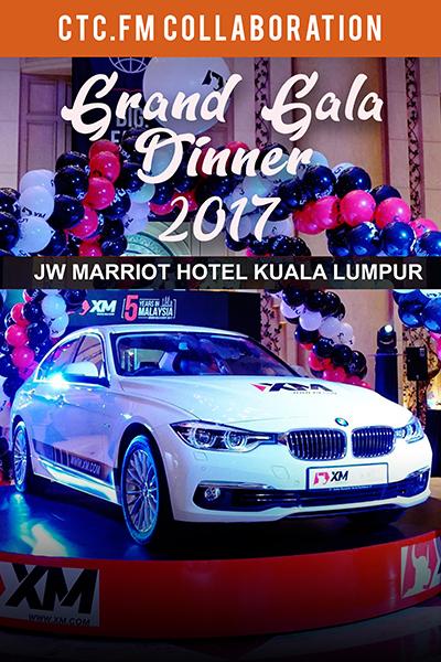 CTC.FM - XM : Gala Dinner 2017