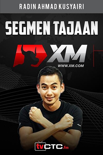SEGMEN TAJAAN : Tajaan XM  (bersama Radin Ahmad Kusyairi )