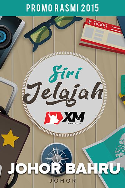 Promo RASMI Siri Jelajah ke - 12 Johor Bahru , JOHOR DARUL TAKZIM