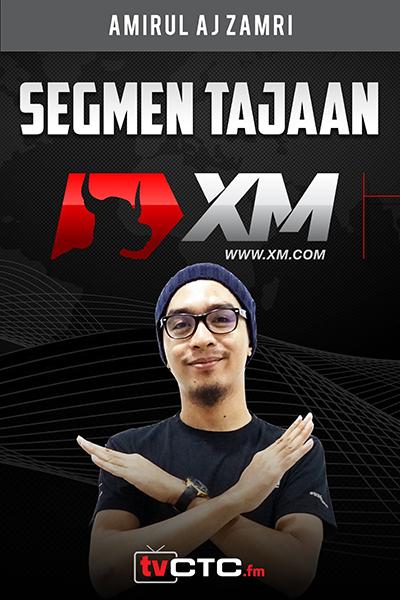 SEGMEN TAJAAN : Tajaan XM  (bersama Amirul AJ Zamri )