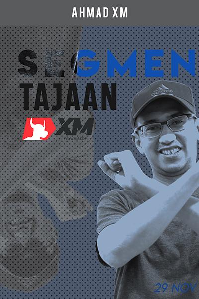 SEGMEN TAJAAN :  Tajaan XM  (bersama Ahmad XM )