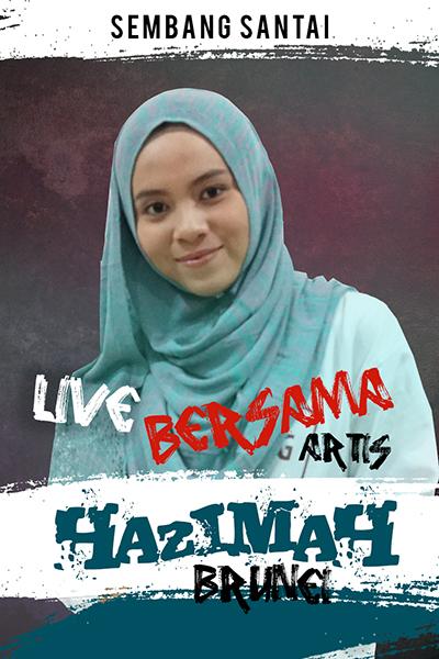 SEMBANG SANTAI  : Live Bersama Nurul Hazimah Hamdan