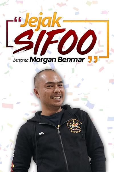 JEJAK SIFOO : Bersama Morgan Benmar