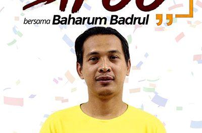 JEJAK SIFOO : Bersama Baharum Badrul