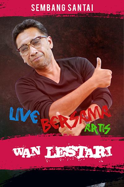 SEMBANG SANTAI : Live Bersama Wan Lestari