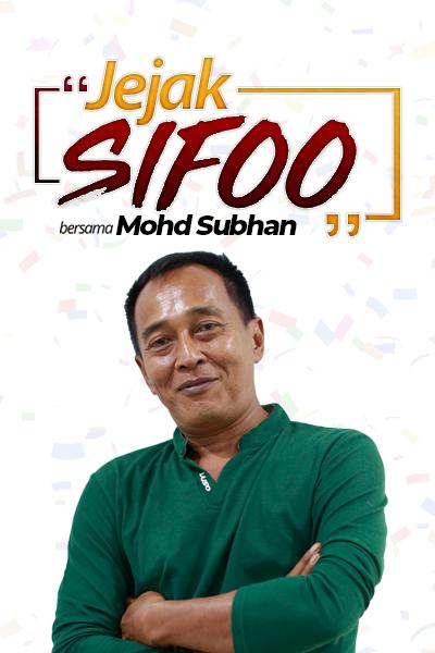 JEJAK SIFOO : Bersama Mohd Subhan