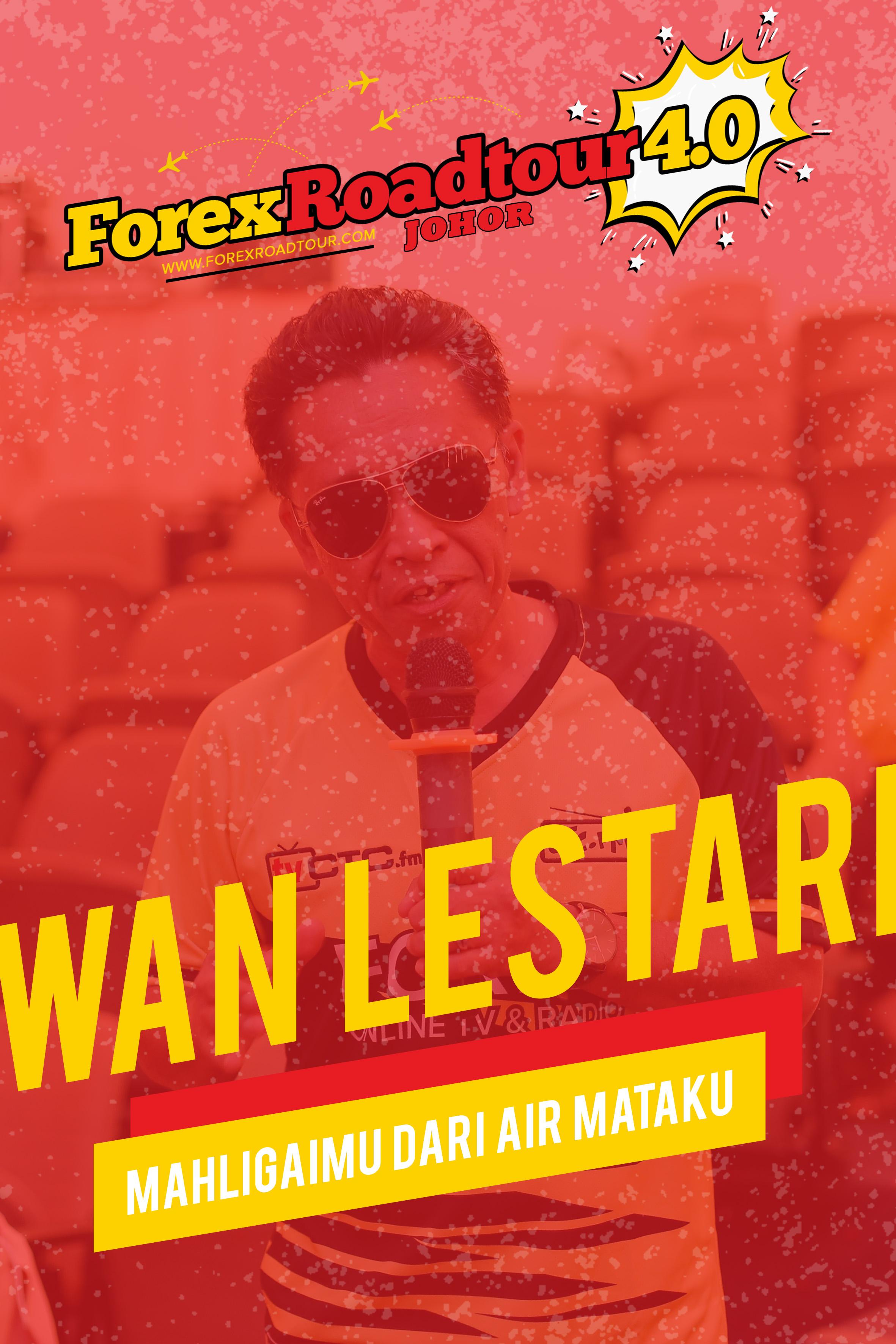 Wan Lestari - Mahligaimu dari Air Mataku [Forex Roadtour 4.0 Johor]