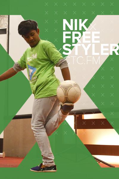 Nik Freestyler X CTC.fm