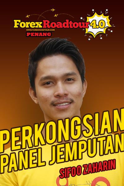 Sifoo Zaharin PENANG [Forex Road Tour 4.0 Penang]