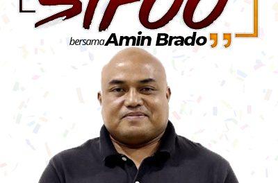 JEJAK SIFOO : Bersama Amin Brado