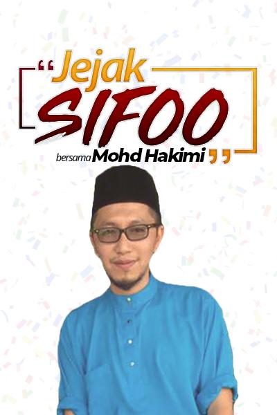 JEJAK SIFOO : Bersama Mohd Hakimi