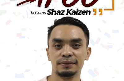 JEJAK SIFOO Bersama Shaz Kaizen