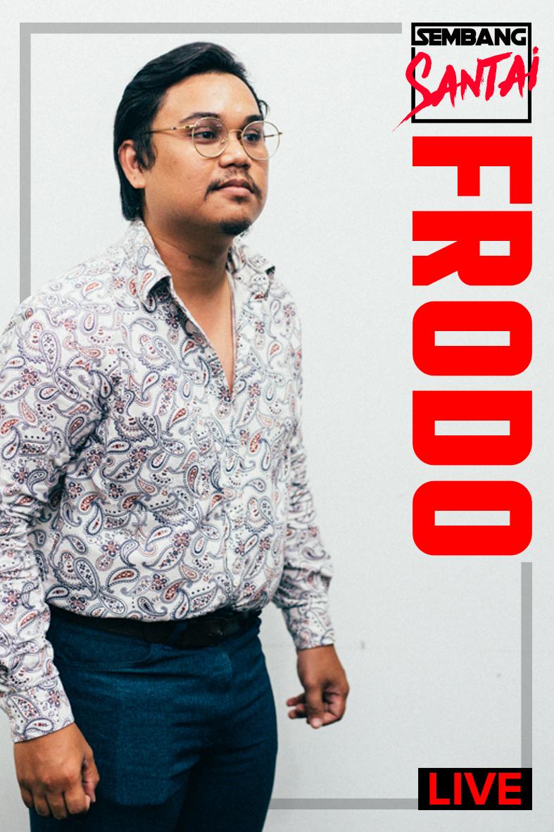 SEMBANG SANTAI : Live Bersama Frodo