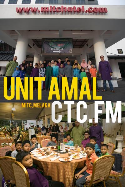 Unit Amal CTC.FM - MITC MELAKA 2018