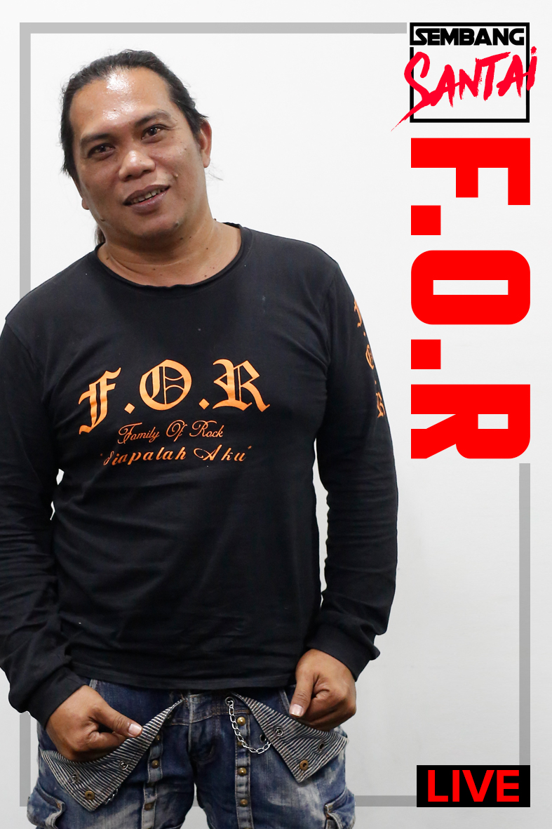SEMBANG SANTAI : Family of Rock