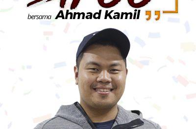 JEJAK SIFOO : Bersama Ahmad Kamil