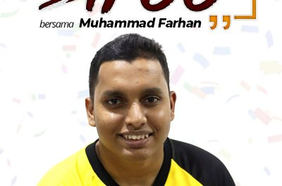 JEJAK SIFOO : Bersama Muhammad Farhan
