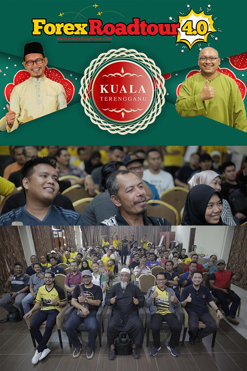 Forex Roadtour 4.0 - Terengganu