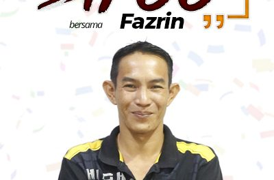JEJAK SIFOO : Bersama Fazrin