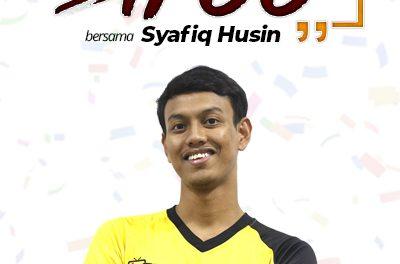 JEJAK SIFOO : Bersama Syafiq Husin