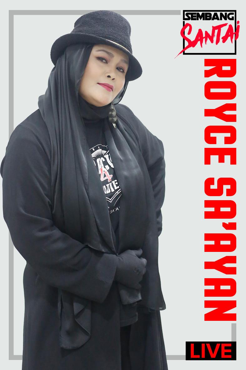 SEMBANG SANTAI : Royce Sa'ayan