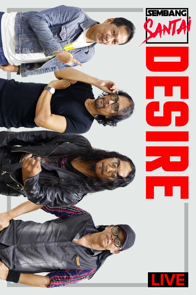 SEMBANG SANTAI : Desire