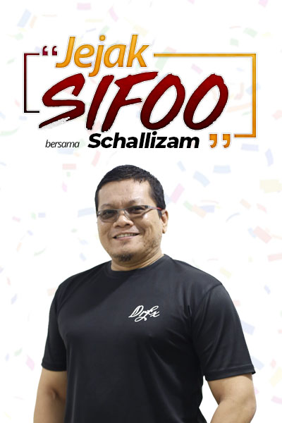 JEJAK SIFOO : Bersama Schallizam
