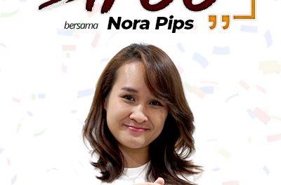 JEJAK SIFOO Bersama Nora Pips