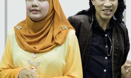 SEMBANG SANTAI : Pak Long dan Putri Siti Salmiah