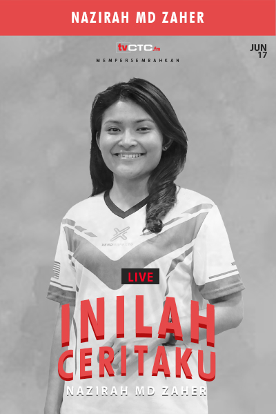 INILAH CERITAKU : Nazirah MD Zaher