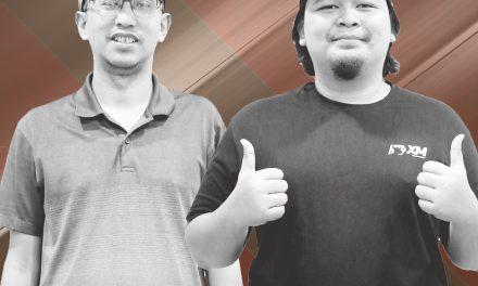 SEGMEN TAJAAN : Tajaan XM (Ahmad XM dan Iqmal Hafiz)