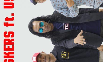 SEMBANG SANTAI : One Buskers ft. Usop