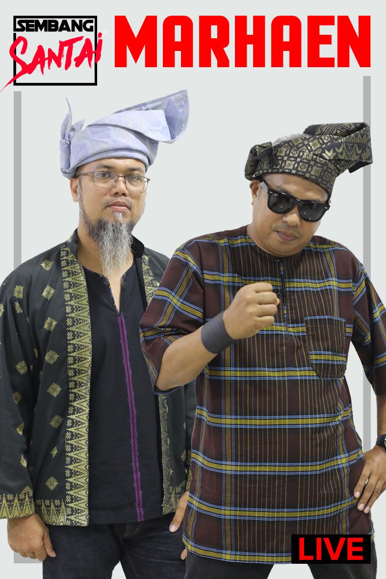 SEMBANG SANTAI : Marhaen Buskers