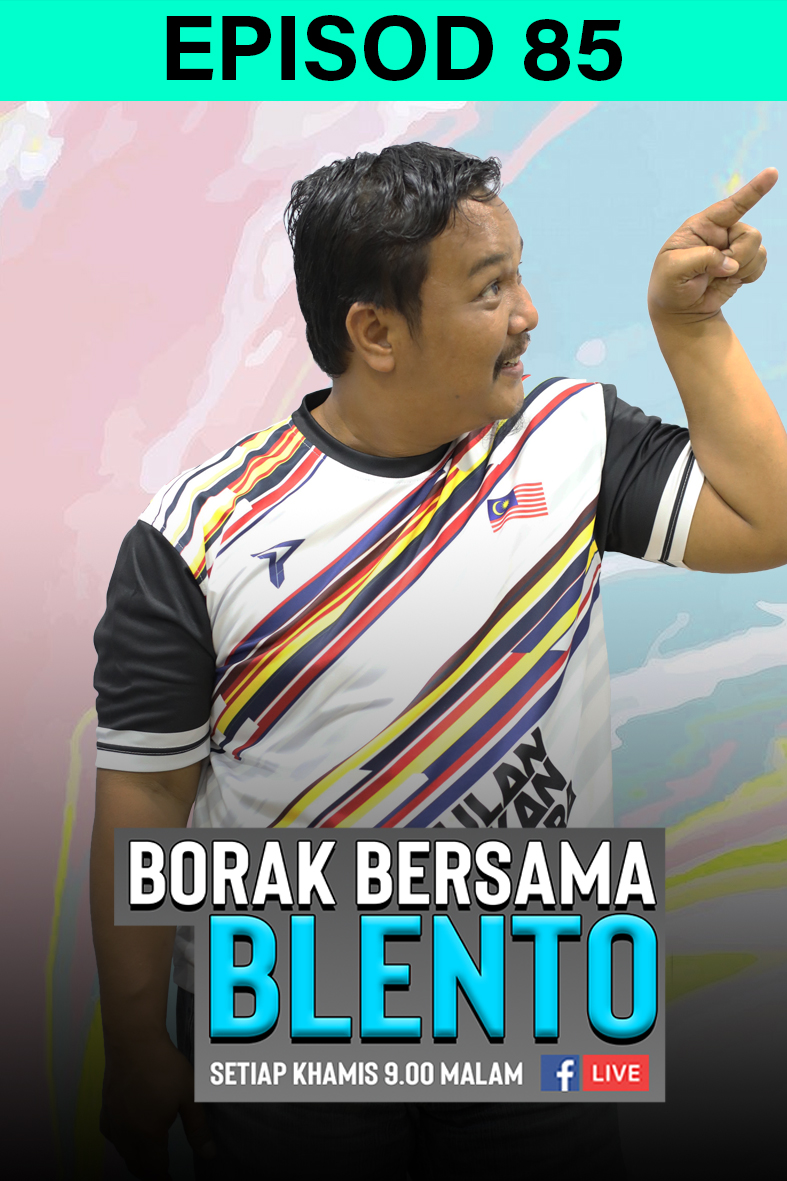 BORAK BERSAMA BLENTO 85