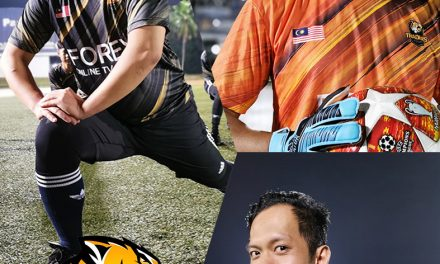 Perlawanan Persahabatan : Traders FC vs Eccentric FC