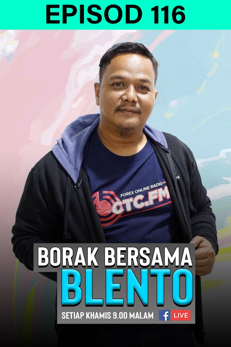 BORAK BERSAMA BLENTO 116