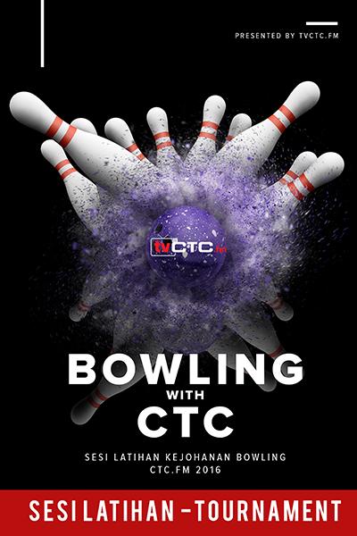 TOURNAMENT CTC : Bowling CTC.FM 2016 (Sesi Latihan)