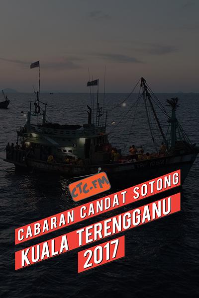 CABARAN CTC : Candat Sotong 2017