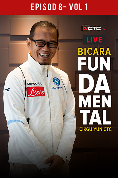 BICARA FUNDAMENTAL :  Fundamental  (Episod 8) - Vol 1