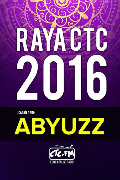 EVENTS CTC : Raya CTC.FM 2016  ( Abyuzz )