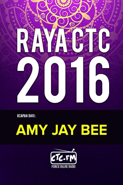 EVENTS CTC : Raya CTC.FM 2016  ( Amy Jay Bee )
