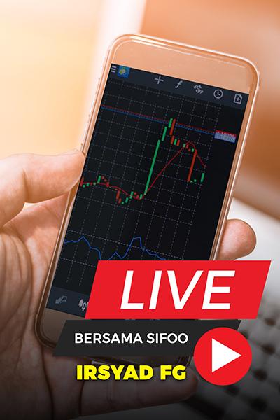 LIVE BERSAMA SIFOO :  Sifo Irsyad FG