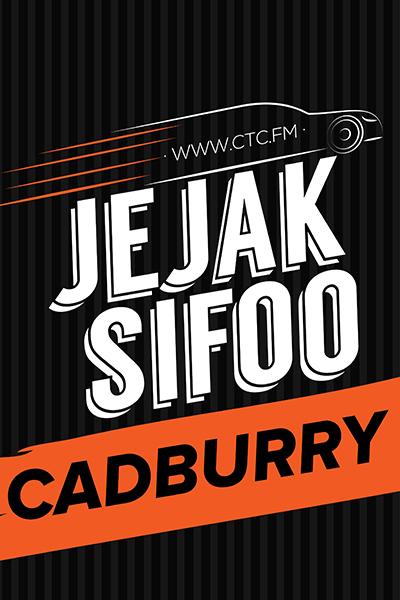 JEJAK SIFOO : Bersama Cadburry
